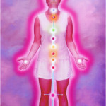 Hubbard Education Group teaches and works with an 18-Chakra in treatment and education work. www.arielhubbard.com