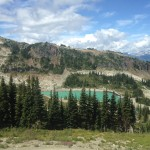 High Altitude Glacial Lake Copyright 2015 Ariel F. Hubbard www.arielhubbard.com