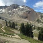 High Altitude Whistler Mountain. Copyright 2015 Ariel F. Hubbard www.arielhubbard.com