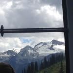 Glaciers in the Canadian mountains. Copyright 2015 Ariel F. Hubbard www.arielhubbard.com