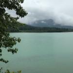 Green Lake and Clouds. Copyright 2015 Ariel F. Hubbard www.arielhubbard.com