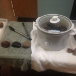 Hot Stone massage is an excellent adjunct to other healing nodalities.